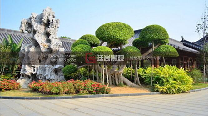 景观常用十大景石类型